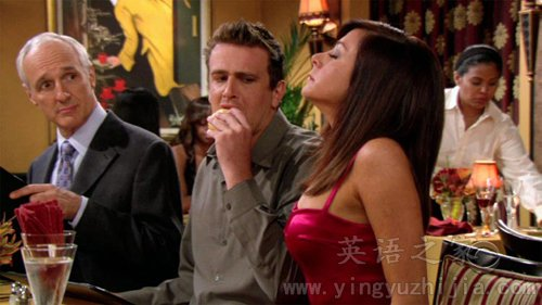 How I Met Your Mother (CBS)《老爸老妈浪漫史》